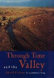 Through time and the valley   cover