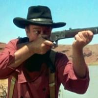 John wayne from american cowboy magazine