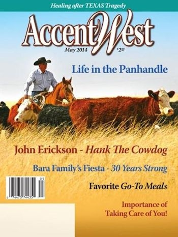 Accent west  may issue