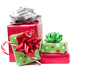 Christmas presents shutterstock 116029717