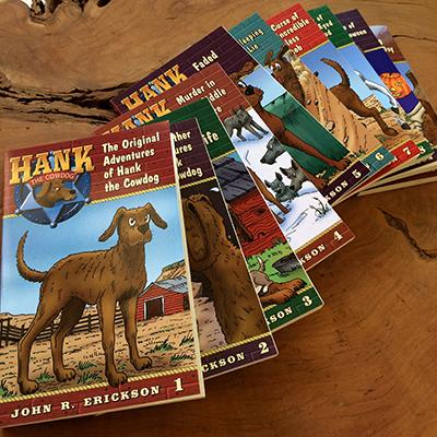 Hank books